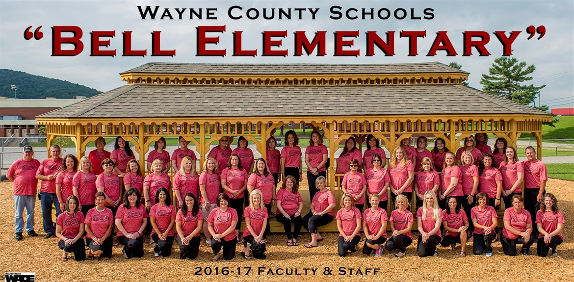 Bell Elementary 2016-17 Staff