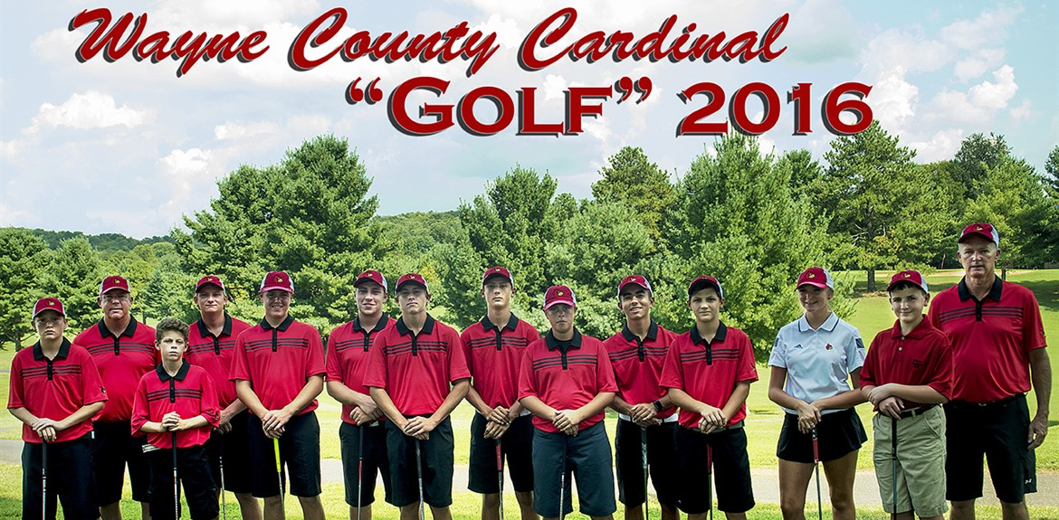 Wayne County Golf Team experiencing successful season