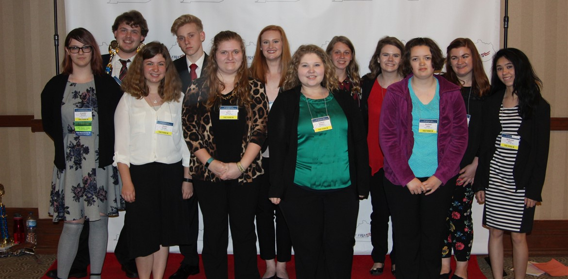 FBLA students compete at state