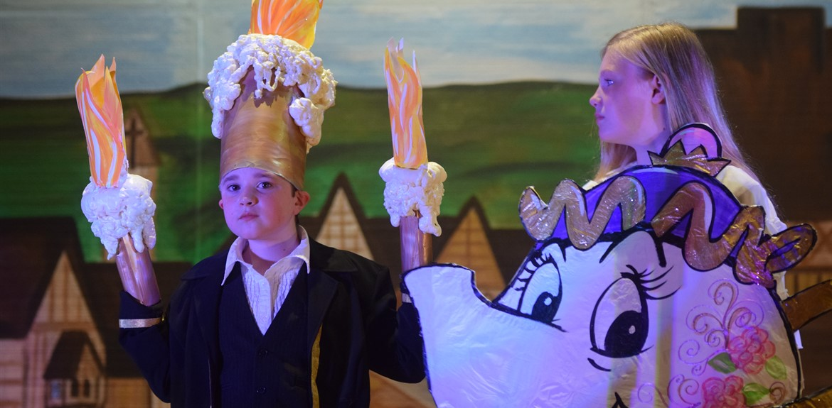 Monticello Elementary presents Beauty and the Beast Jr.