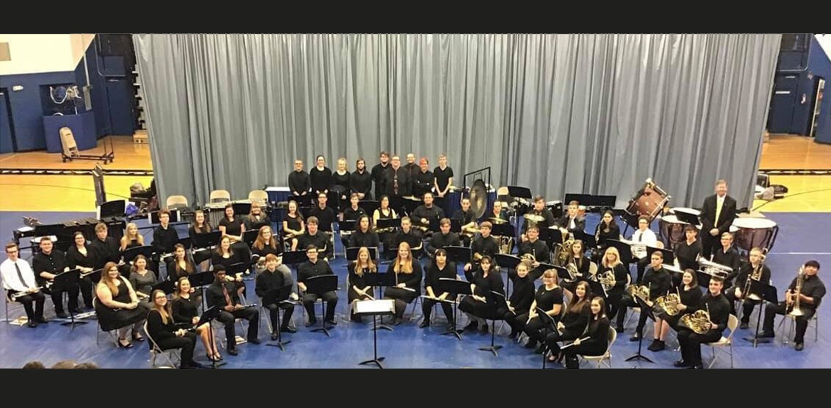 Senior LCMEA All-District Band