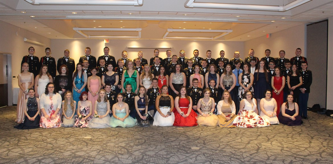 The 2019 JROTC Annual Ball
