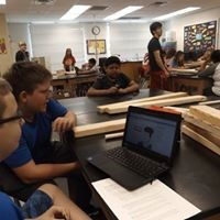 students enjoyed 21st century summer camp