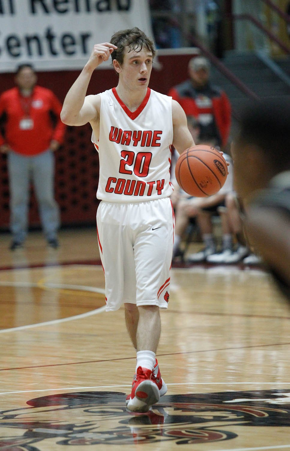 Wayne County Participates in 12th Region Basketball Action During 2015-16 Season
