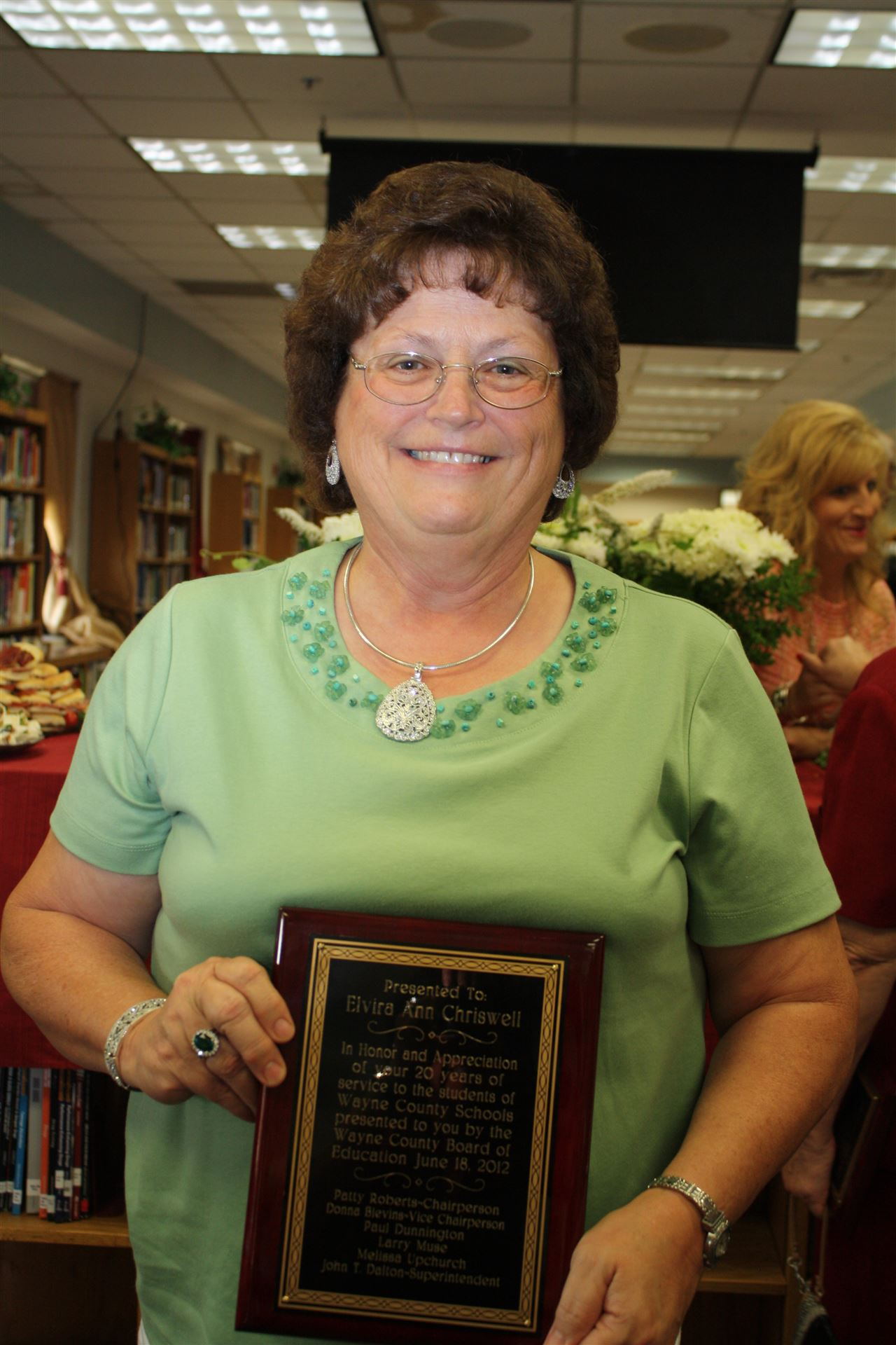 21 Wayne County School Employees Retire - Wayne County ...