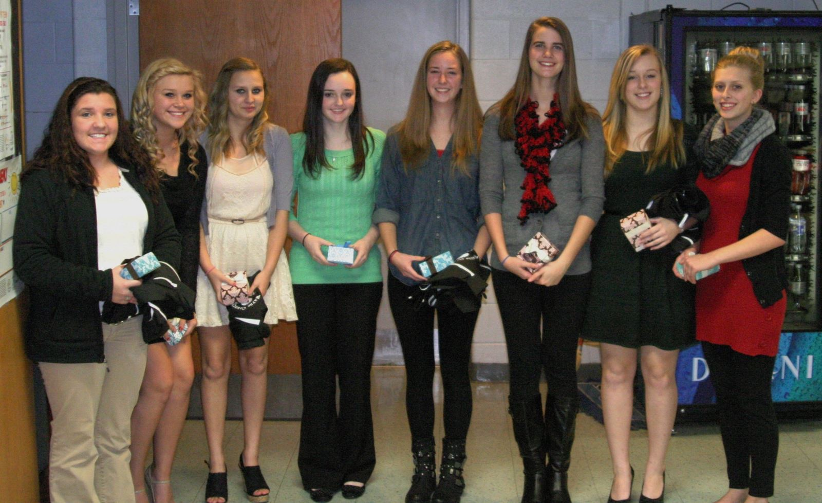 Volleyball Team Hosts Banquet To Honor Players After A Successful Season Wayne County High School