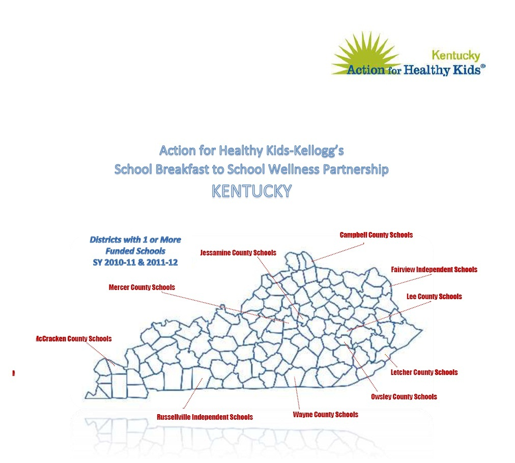 kentucky colleges map - 28 images - ky health careers pipeline ...