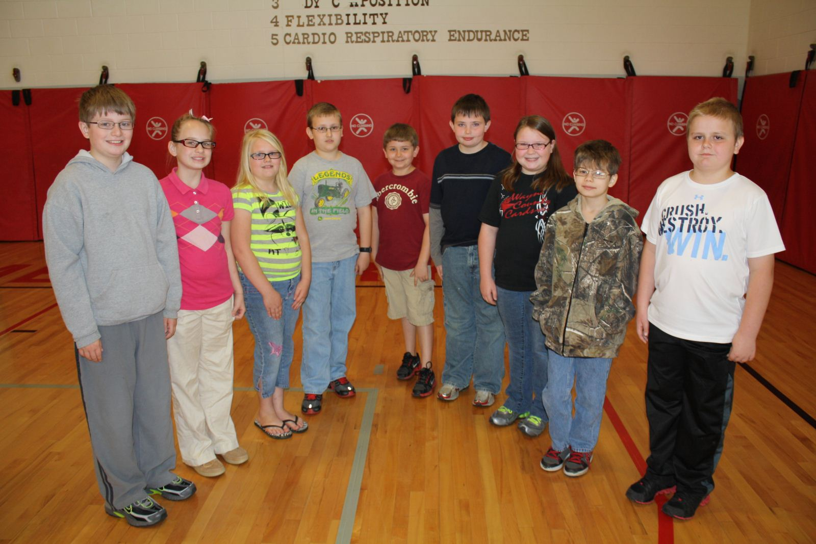 Bell elementary students win science and social studies competitions